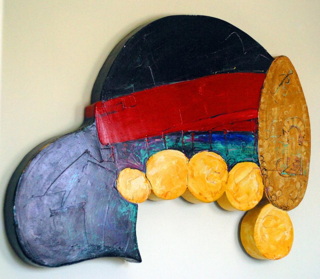Αφηρημένη Τέχνη Τσεμπέρι
